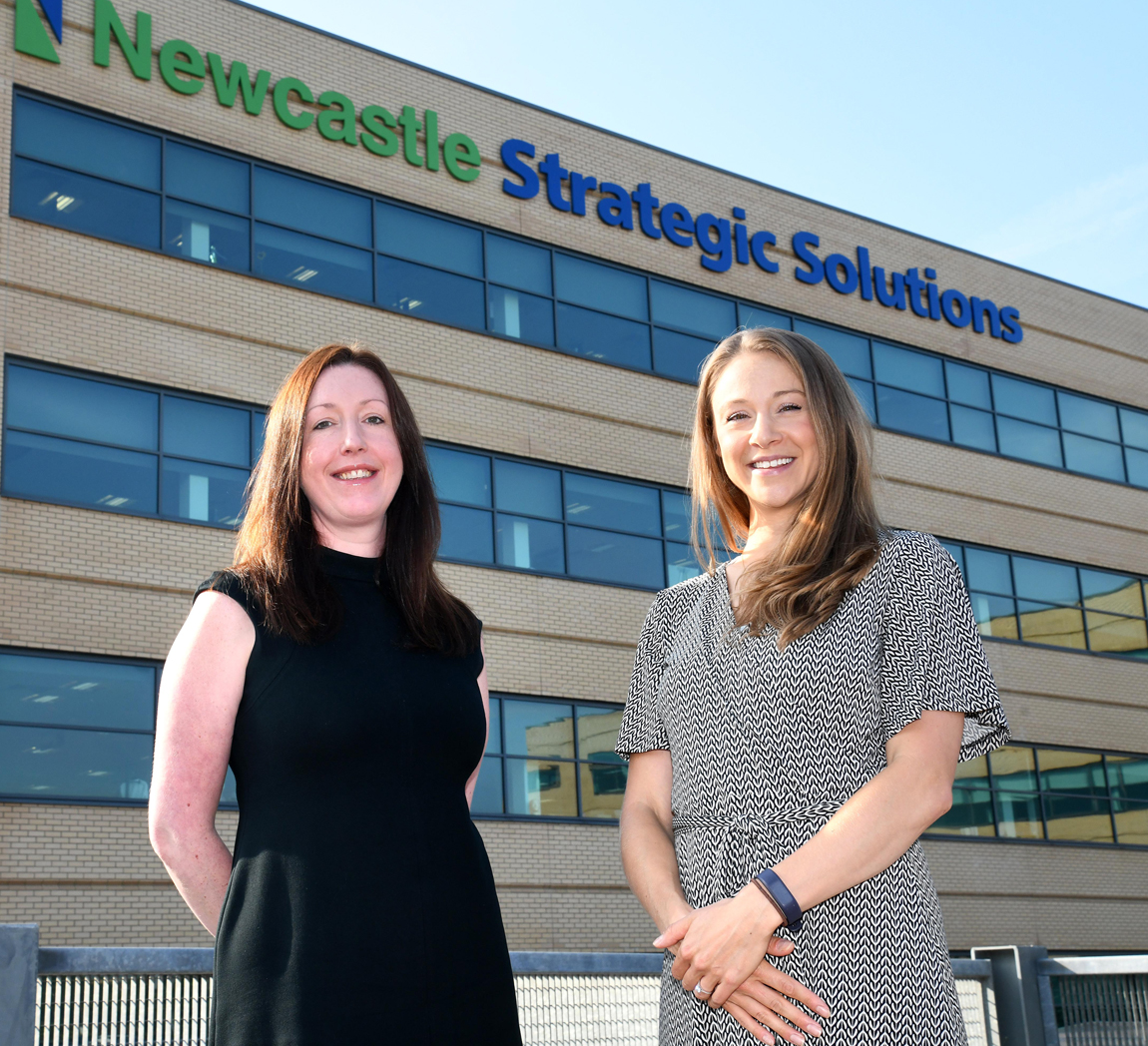 Two new recruits secured for client services expansion